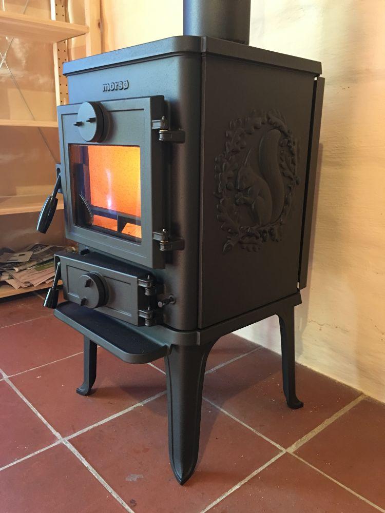 Mors 248 Squirrel 1410 Wood Heater Orlik Heating