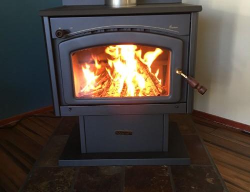 Nectre Bakers Oven Wood Heater Orlik Heating