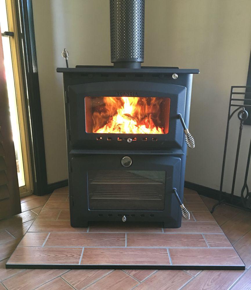 norseman wood heater installation instructions