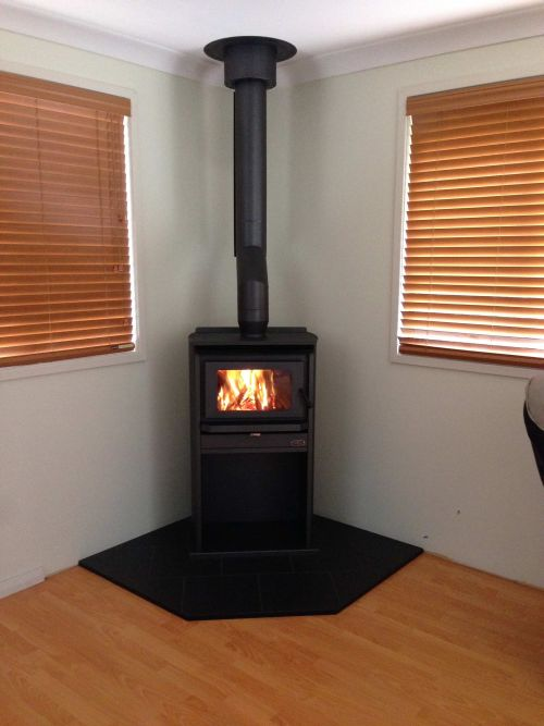 norseman wood heater installation instructions