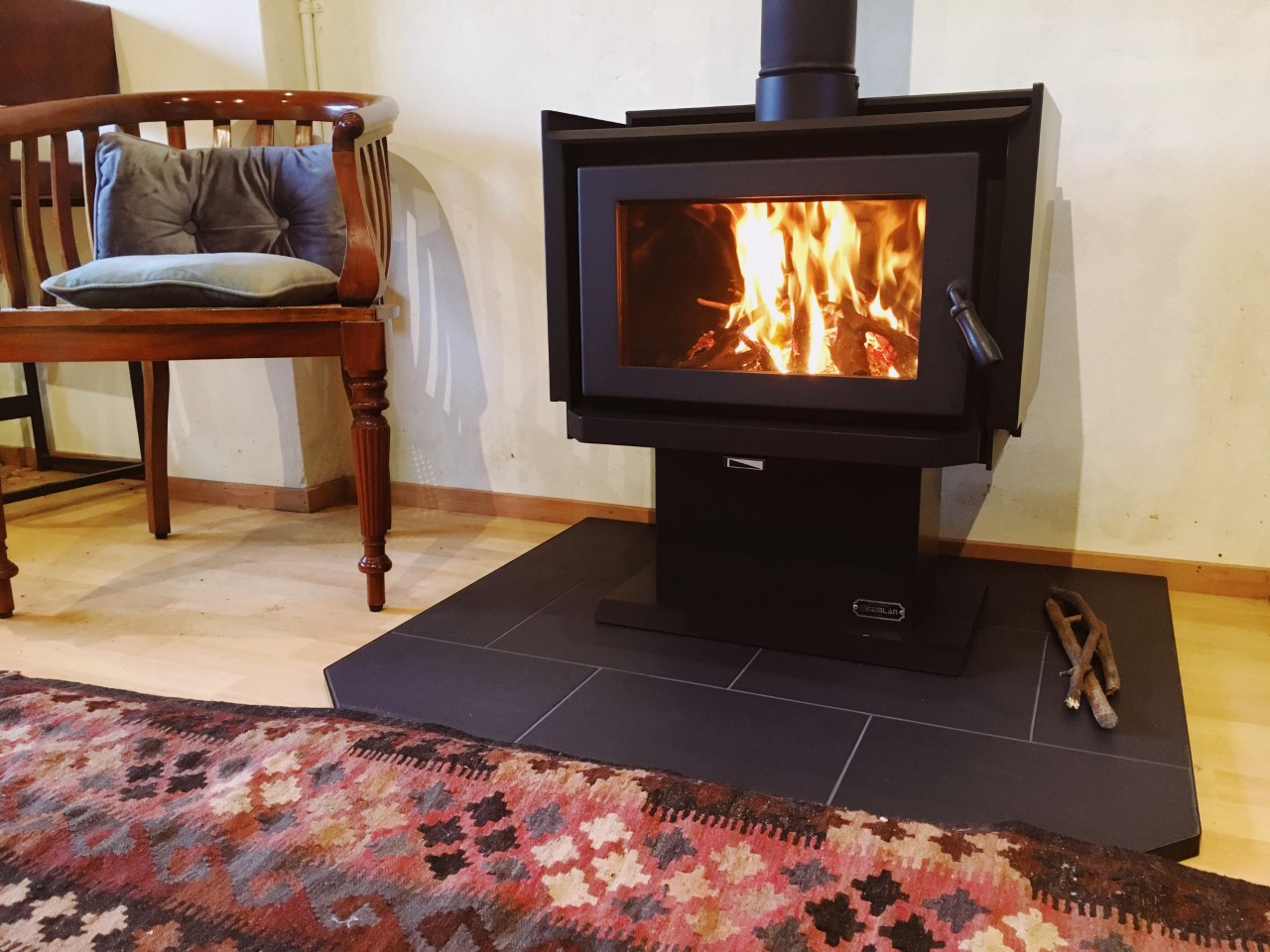 Jetmaster 850l Installation Replacing An Open Fireplace Orlik