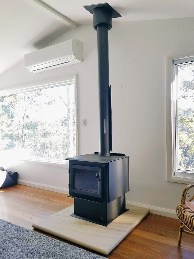 Heatilator WS18 Installed in Warrimoo