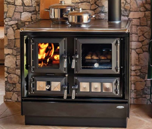 New European Wood Fire Heaters And Cookers Orlik Heating