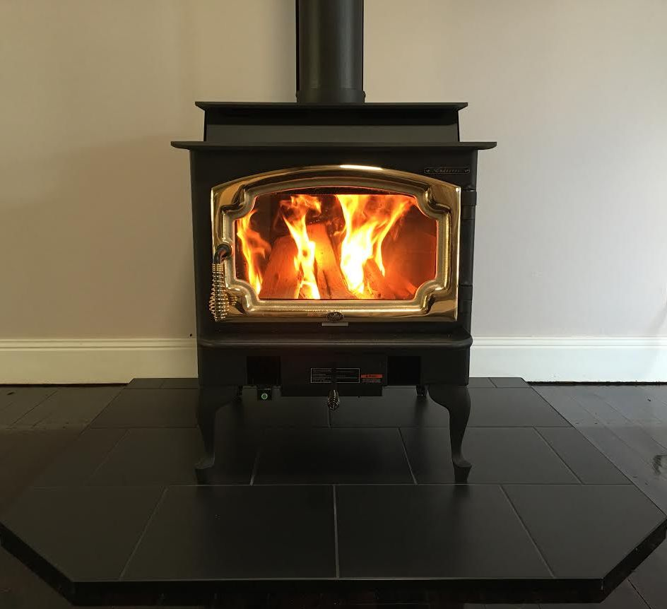 Custom Made Hearth Orlik Heating