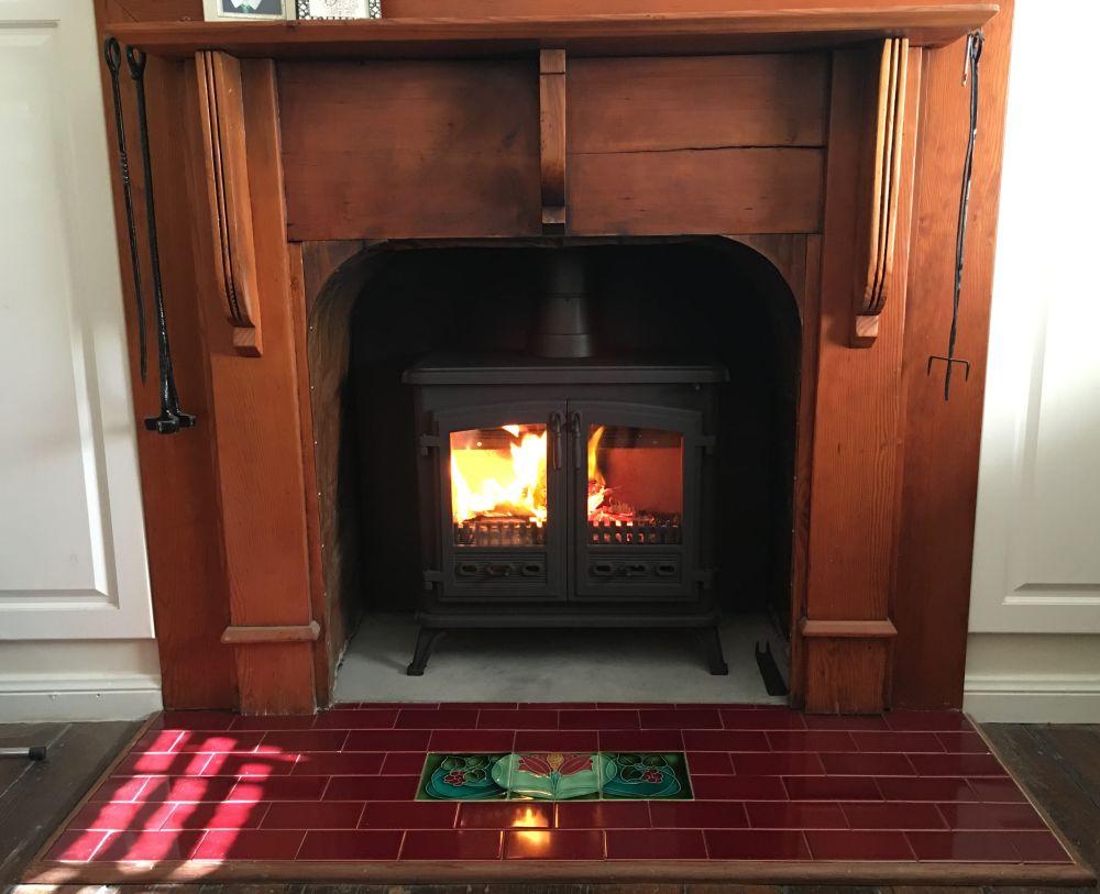 Masport Fireplace: Masport Westcott 3000 Wood Heater