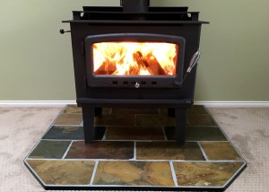 Nectre Mega Wood Heater